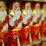 Die bitter-süße Wahrheit über Schokoladen-Weihnachtsmänner (Foto)