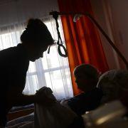 Sex im Altersheim: Eine ganz besondere Dienstleistung! (Foto)