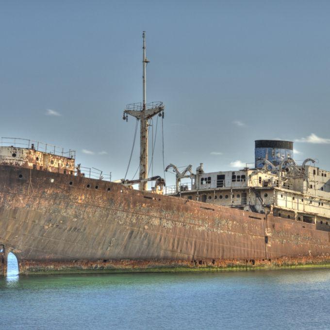 13 Schiffe voller Leichen - Schickte Kim Jong Un sie in den Tod? (Foto)