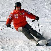 Schumi macht Helmpflicht bei Skifahrern beliebter - dennoch mehr Kopfverletzungen (Foto)