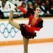 1988 holte Katarina Witt zum zweiten Mal Olympisches Gold.