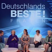 2014 wurde Katarina Witt in Johannes B. Kerners ZDF -Show