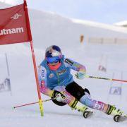Enttäuschung statt Triumph: Luitz verpasst Riesenslalom-Coup (Foto)