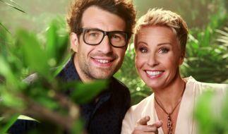 Daniel Hartwich und Sonja Zietlow sind schon voller Vorfreude. (Foto)