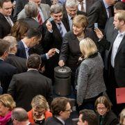 Bundestag beschließt Syrien-Einsatz der Bundeswehr (Foto)