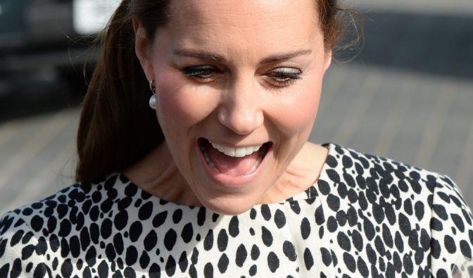 Als Herzogin findet man wirklich jeden Tag einen Grund zum Strahlen. (Foto)