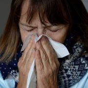 Chronischer Schnupfen - Gefahr zu erblinden (Foto)