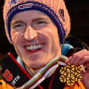 Freund als Fünfter bester Deutscher in Lillehammer (Foto)