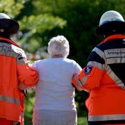 16 Verletzte bei Brand in Seniorenheim (Foto)