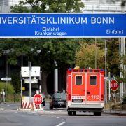 Drogen-Razzia in Bonner Uni-Klinik (Foto)