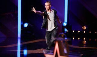 """Er war bereits beim """"Supertalent"""": Tänzer Emil Kusmirek. (Foto)"""