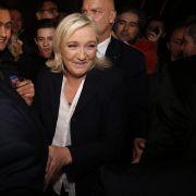 Frankreich wählt rechts (Foto)