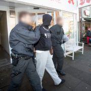 """""""Mongols""""-Chef verhaftet! Ist der Rotlicht-Krieg in Hamburg jetzt vorbei? (Foto)"""