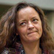 Aussage in Gefahr? Beate Zschäpe erleidet offenbar Nervenzusammenbruch (Foto)
