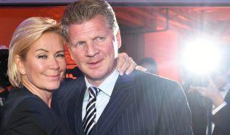 Claudia und Stefan Effenberg schicken ihr Lieblings-Restaurant ins Rennen. Ob es auch die beiden anderen Promis überzeugen kann? (Foto)