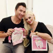 Daniela Katzenberger und Lucas Cordalis freuen sich über die Geburt ihrer Tochter Sophia.
