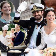 Intrigen, Babys, Hochzeiten - So wild trieben es die Royals 2015 (Foto)