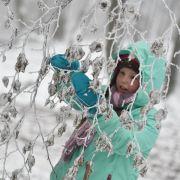 Chance auf weiße Weihnacht? Das sagen die ersten Wetterprognosen (Foto)