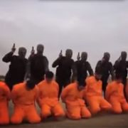 Gestelltes Henker-Video im Kampf gegen den IS-Terror (Foto)