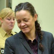 Zschäpe weist jede Beteiligung an NSU-Verbrechen zurück (Foto)