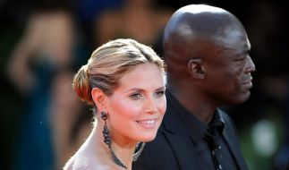 Seit vier Jahren blicken Heidi Klum und Seal nicht mehr gemeinsam in eine Richtung. (Foto)
