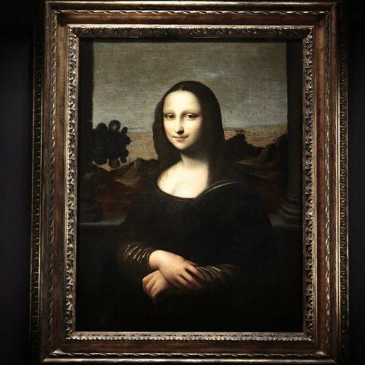Forscher entdeckt verstecktes Gemälde - hinter Mona Lisa! (Foto)