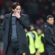 TV-Zoff nach Frust-Spiel: Bayer-Coach pöbelt gegen Reporter (Foto)