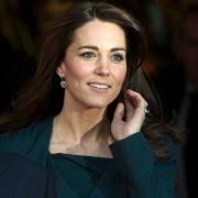 Unten-Ohne-Schock für Herzogin Kate (Foto)
