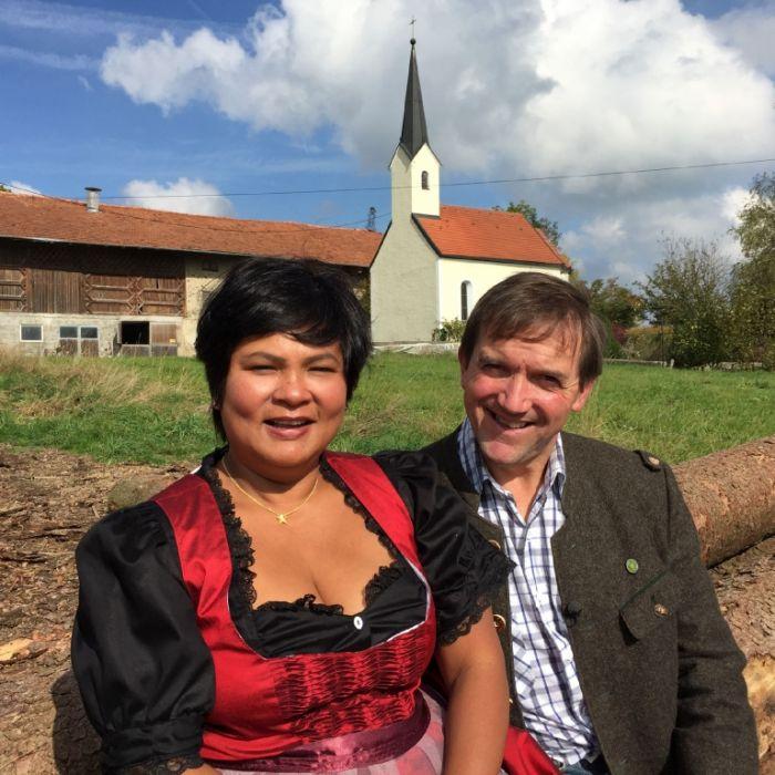 Hof-Unfall! So rettete Bauer Josef seiner geliebten Narumol das Leben (Foto)