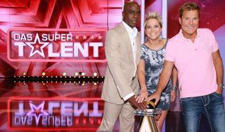 """Die """"Supertalent""""-Jury: Bruce Darnell, Inka Bause und Dieter Bohlen (v.l). (Foto)"""