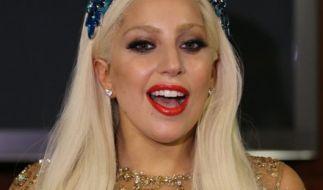 Lady Gaga zeigt sich vor der Kamera extrem zügellos. (Foto)
