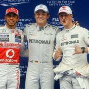 "Nico Rosberg ehrt Schumi: ""Michael hat Anteil am Erfolg"" (Foto)"