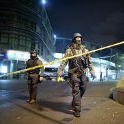 Nach Terror-Alarm bei Länderspiel: Polizei durchsucht Wohnung eines Verdächtigen (Foto)
