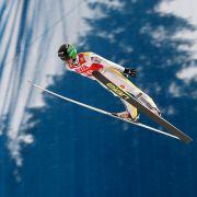 FIS Weltcup 2015/16: Vogt ist Vierte beim Skisprung-Weltcup (Foto)
