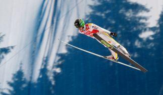 Skispringen Weltcup 2015 - alle Termine, alle Ergebnisse hier! (Foto)