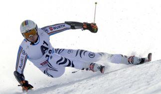 Eine Woche nach seinem verschenkten Spitzenplatz in Beaver Creek bekommt Stefan Luitz beim alpinen Weltcup in Val d'Isère an diesem Wochenende gleich zwei Bewährungschancen. (Foto)