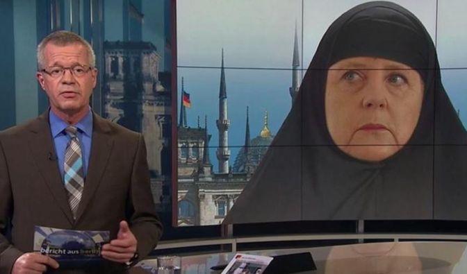 Bundeskanzlerin Angela Merkel 2015