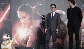 J.J. Abrams Star Wars (Foto)