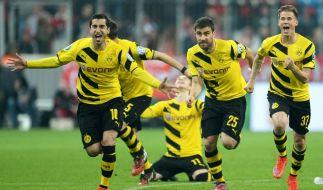 Auf wen trifft der BVB im Sechzehntelfinale der Uefa Europa League? (Foto)