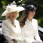 Ist Kate Schuld an Camillas schlechtem Gesundheitszustand? (Foto)