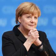 Fulminante Rede! Kanzlerin lässt Kritik klein aussehen (Foto)