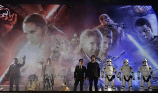 "Star Wars""-Premiere in Hollywood (Foto)"