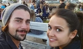 Patrick und Alisa: Im TV gefunden und immer noch happy. (Foto)