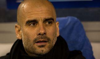 Geht er oder bleibt er? Pep Guardiola hat die Qual der Wahl. (Foto)