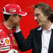 1996 holte Luca di Montezemolo Schumi von Benetton zu Ferrari.