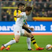 2:0! Borussia Dortmund besiegt den FC Augsburg (Foto)