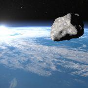 X-Mas-Asteroid rast an Erde vorbei (Foto)