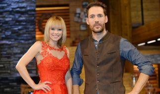 """Wird es die letzte """"Stadlshow"""" für Francine Jordi und Alexander Mazza? (Foto)"""