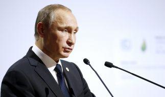 Verrückte Theorie: Ist Putin tatsächlich schon über 100 Jahre alt? (Foto)