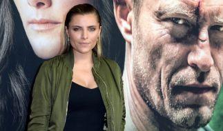 """Sophia war zu Til Schweigers """"Tatort""""-Premiere in überraschender Begleitung: Ihr Ex-Freund, Till Lindemann, saß neben ihr. (Foto)"""